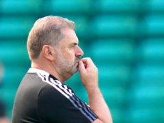 Celtic manager Ange Postecoglou stressed they could not afford to focus on individuals (Jane Barlow/PA)