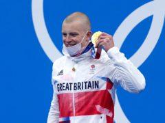 Adam Peaty is a double Olympic champion (Adam Davy/PA)