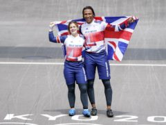 Beth Shriever and Kye Whyte's success in Tokyo opens new doors for British Cycling (Danny Lawson/PA)
