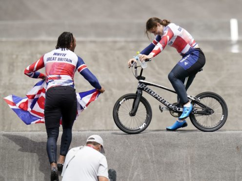 Beth Shriever and Kye Whyte both won medals in Tokyo (Danny Lawson/PA)