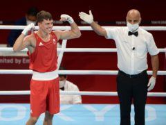 Pat McCormack has received a bye into the men's welterweight final (PA)