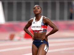 Great Britain's Dina Asher-Smith has pulled out of the 200 metres in Tokyo after failing to qualify for the 100 metres final (Mike Egerton/PA Images).