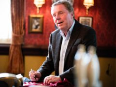 Harry Redknapp in The Queen Vic (BBC/PA)
