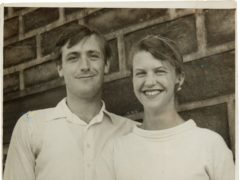 A collection of letters and personal items belonging to Sylvia Plath – including passionate notes written to husband Ted Hughes following their marriage – are going under the hammer (Sotheby's/PA)