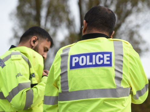 Police are investigating the assault on the youth (Joe Giddens/PA)