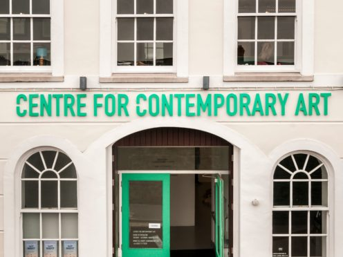 The Centre for Contemporary Art in Londonderry has been shortlisted for a national award (Marc Atkins/Art Fund 2021/PA)