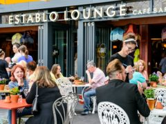 Cafe-bar operator Loungers posted surging sales (Loungers/PA)