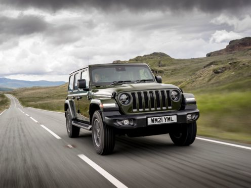 The Wrangler has been updated with a range of features