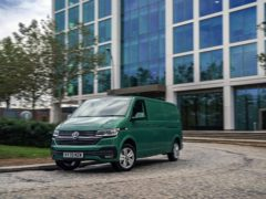 The e-Transporter's range could prove a stumbling block for some