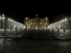 St Peter's Square (AP)