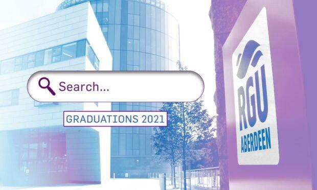 罗伯特戈登大学2021年毕业名单