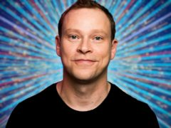 Robert Webb will take to the dance floor in this year's Strictly (BBC/PA)