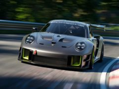 The 911 GT2 RS Clubsport 25 is designed to be as capable as possible on track
