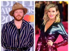 Keith Lemon and Ashley Roberts will host dance competition The Real Dirty Dancing (Ian West/PA)