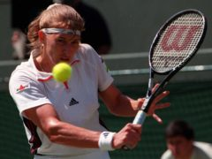 Steffi Graf retired in August 1999 after winning 22 Grand Slam titles (Fiona Hanson/PA)