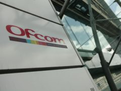 Ofcom published its report into Link FM's breach of its standards (Yui Mok/PA)