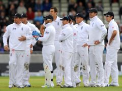 Graham Onions and Tim Bresnan led the attack the last time England lined up without James Anderson or Stuart Broad on home soil (Nigel French/PA)