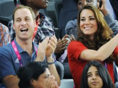 The Duke and Duchess of Cambridge have wished the ParalympicsGB athletes the best of luck ahead of the Tokyo Games (Stefan Rousseau/PA)