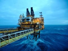 Funding for projects aimed at helping the North Sea oil and gas sector become net-zero has been announced (Andy Buchanan/PA)
