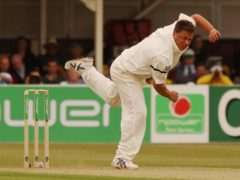 Darren Gough retired from Test cricket aged just 32 (Rui Vieria/PA)