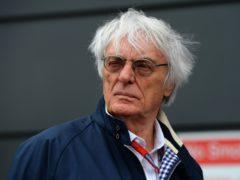 Bernie Ecclestone says Sunday's Belgian Grand Prix should have gone ahead (Tony Marshall/PA)