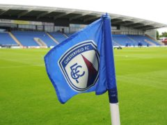 Chesterfield made it two wins from their opening two matches with a 2-0 victory against Wealdstone (Rui Vieira/PA)