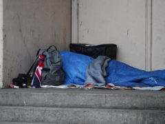 The Everyone In scheme saw rough sleepers accommodated during the pandemic (PA)