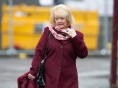 Hearts owner Ann Budge is set to transfer her shares to fans (Jeff Holmes/PA)