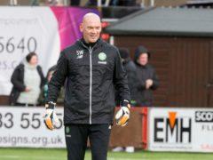 Joe Hart already a fan of Celtic goalkeeper coach Stevie Woods (Jeff Holmes/PA)