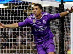 Cristiano Ronaldo has enjoyed many memorable matches (Nick Potts/PA)