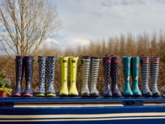 Fashion chain Joules has returned to annual profit as it rode out lockdown disruption thanks to surging online sales.
