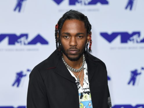 Rapper Kendrick Lamar has revealed his latest album will be the final one produced with his current label (PA)
