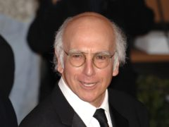 High-profile US lawyer Alan Dershowitz, who worked with former president Donald Trump, has accused Curb Your Enthusiasm star Larry David of shouting at him at a convenience store in an argument over politics (Yui Mok/PA)