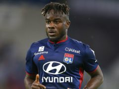 Maxwel Cornet has been linked with a move to Burnley (Nigel French/PA)