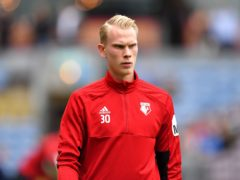 Pontus Dahlberg's penalty heroics sent Doncaster through (Dave Howarth/PA)
