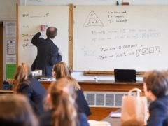 More funding for the recruitment of additional teachers has been announced (Ben Birchall/PA)