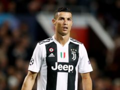 Cristiano Ronaldo's Juventus future is a subject of speculation (Martin Rickett/PA)