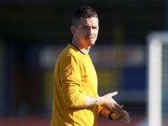Marc Skinner was appointed at Manchester United Women (Nick Potts/PA)