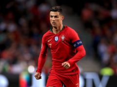 Portugal skipper Cristiano Ronaldo is concentrating on the World Cup qualifier against the Republic of Ireland after sealing his move to Manchester United (Mike Egerton/PA)
