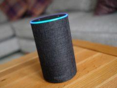 An Amazon Echo smart speaker (Andrew Matthews/PA)
