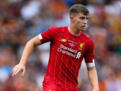 Ben Woodburn could be on his way to Hearts (Barrington Coombs/PA)