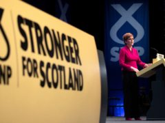 The SNP's accounts were released by the Electoral Commission (Jane Barlow/PA)