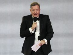 Piers Morgan has set his sights on dethroning Ant and Dec after bagging a nomination for best TV presenter at the National Television Awards (Yui Mok/PA)