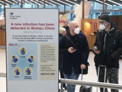 Window closing for key coronavirus origin studies, WHO report authors warn (Steve Parsons/PA)