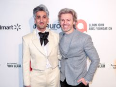 Queer Eye star Tan France has announced the birth of his first son with husband Rob. (PA)