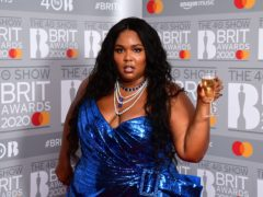 Lizzo said she has received a lot of online abuse (PA)