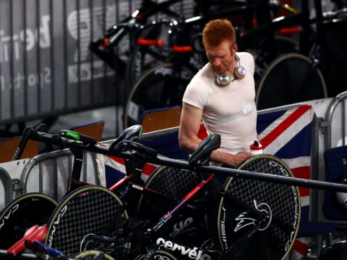 Ed Clancy has said he would be interested in a future with British Cycling following his retirement (Tim Goode/PA)