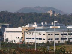 The injured man was taken to Edinburgh Royal Infirmary (David Cheskin/PA)