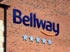 Bellway bought up more than £1 billion of land last year (Mike Egerton/PA)