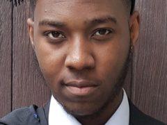 David Gomoh (Met Police)